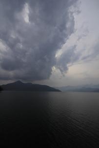 日光中禅寺湖の写真素材 [FYI00378095]
