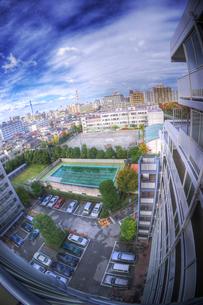 江東区街並みの写真素材 [FYI00378134]