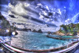 伊豆の海の写真素材 [FYI00378168]