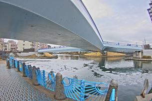 クローバー橋の写真素材 [FYI00378244]