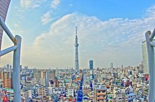 東京スカイツリーの写真素材 [FYI00378298]