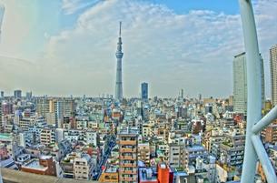 東京スカイツリーの写真素材 [FYI00378303]