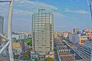 錦糸町風景の写真素材 [FYI00378304]