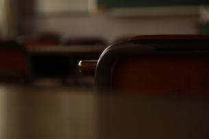 教室の写真素材 [FYI00378422]