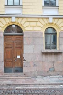 ヘルシンキの町並みの写真素材 [FYI00378518]