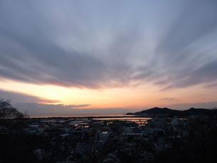 紀三井寺絶景の写真素材 [FYI00378793]