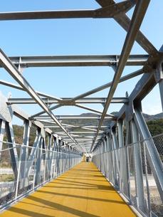小島道の駅鉄橋の写真素材 [FYI00378830]
