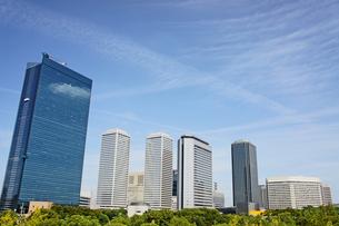 大阪ビジネスパークの写真素材 [FYI00378909]