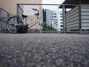 壊れた自転車の素材 [FYI00378928]