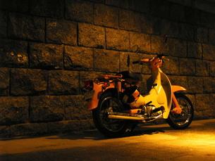 バイクの写真素材 [FYI00378933]