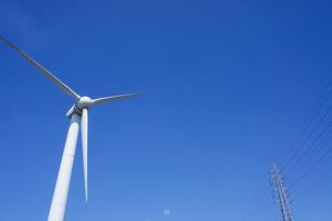 風力発電の素材 [FYI00378934]