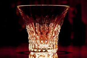 高級なグラスの写真素材 [FYI00378964]
