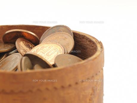 貯金箱の写真素材 [FYI00378993]