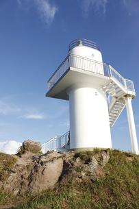 灯台の写真素材 [FYI00379430]
