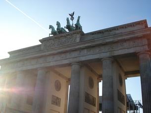 ドイツ・ベルリンのブランデンブルク門の写真素材 [FYI00379475]