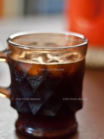 アイスコーヒーの写真素材 [FYI00381075]