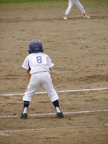 少年野球の素材 [FYI00381151]