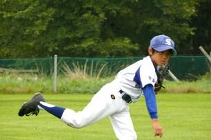 野球少年の写真素材 [FYI00381181]