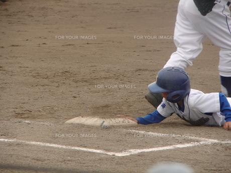 野球少年の素材 [FYI00381192]