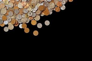 日本の硬貨の写真素材 [FYI00381240]