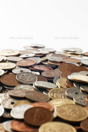 日本の硬貨の素材 [FYI00381248]