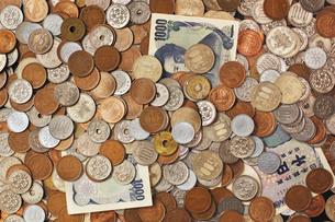 日本のお金の写真素材 [FYI00381250]