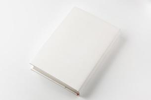白い本の素材 [FYI00381281]