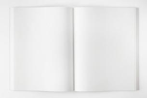 ベージを開いた本の素材 [FYI00381286]
