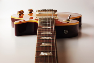 ギターの写真素材 [FYI00381312]