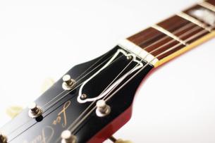 ギターのアップの写真素材 [FYI00381313]