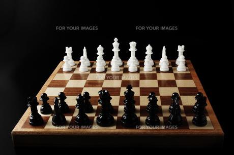 チェスの写真素材 [FYI00381346]