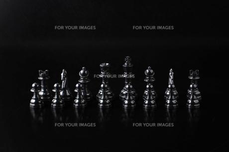 チェスの写真素材 [FYI00381349]