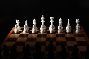 チェスの写真素材 [FYI00381353]