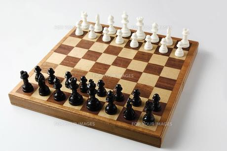 チェスの写真素材 [FYI00381354]