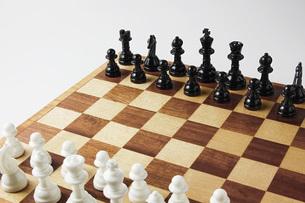 チェスの写真素材 [FYI00381355]