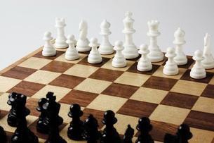 チェスの写真素材 [FYI00381362]