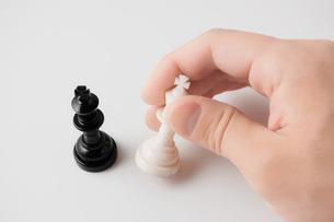 チェス 駒 キングの写真素材 [FYI00381364]
