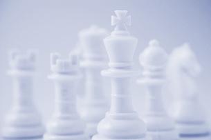 チェスの写真素材 [FYI00381370]