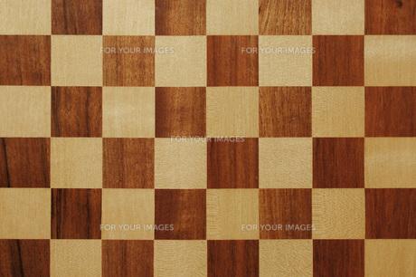 チェスボードの写真素材 [FYI00381379]
