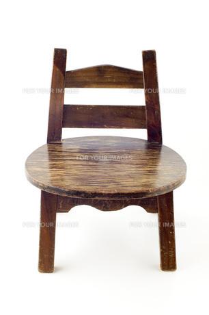 木製の椅子の素材 [FYI00381450]