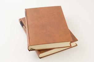 重ねて置いた本の写真素材 [FYI00381488]