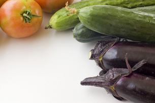 複数の野菜の写真素材 [FYI00381527]