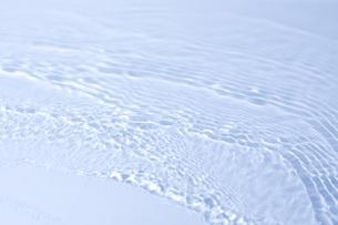 水の波紋の写真素材 [FYI00381538]