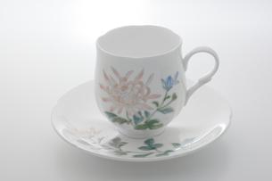 コーヒーカップの写真素材 [FYI00381615]