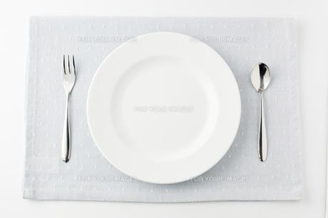 テーブルセッティング の写真素材 [FYI00381650]