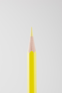 黄色の色鉛筆の写真素材 [FYI00381798]