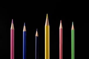色鉛筆の写真素材 [FYI00381822]