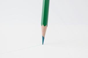 色鉛筆のアップの写真素材 [FYI00381867]