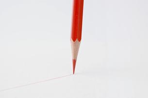 色鉛筆のアップの写真素材 [FYI00381869]