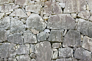 石垣の写真素材 [FYI00381915]